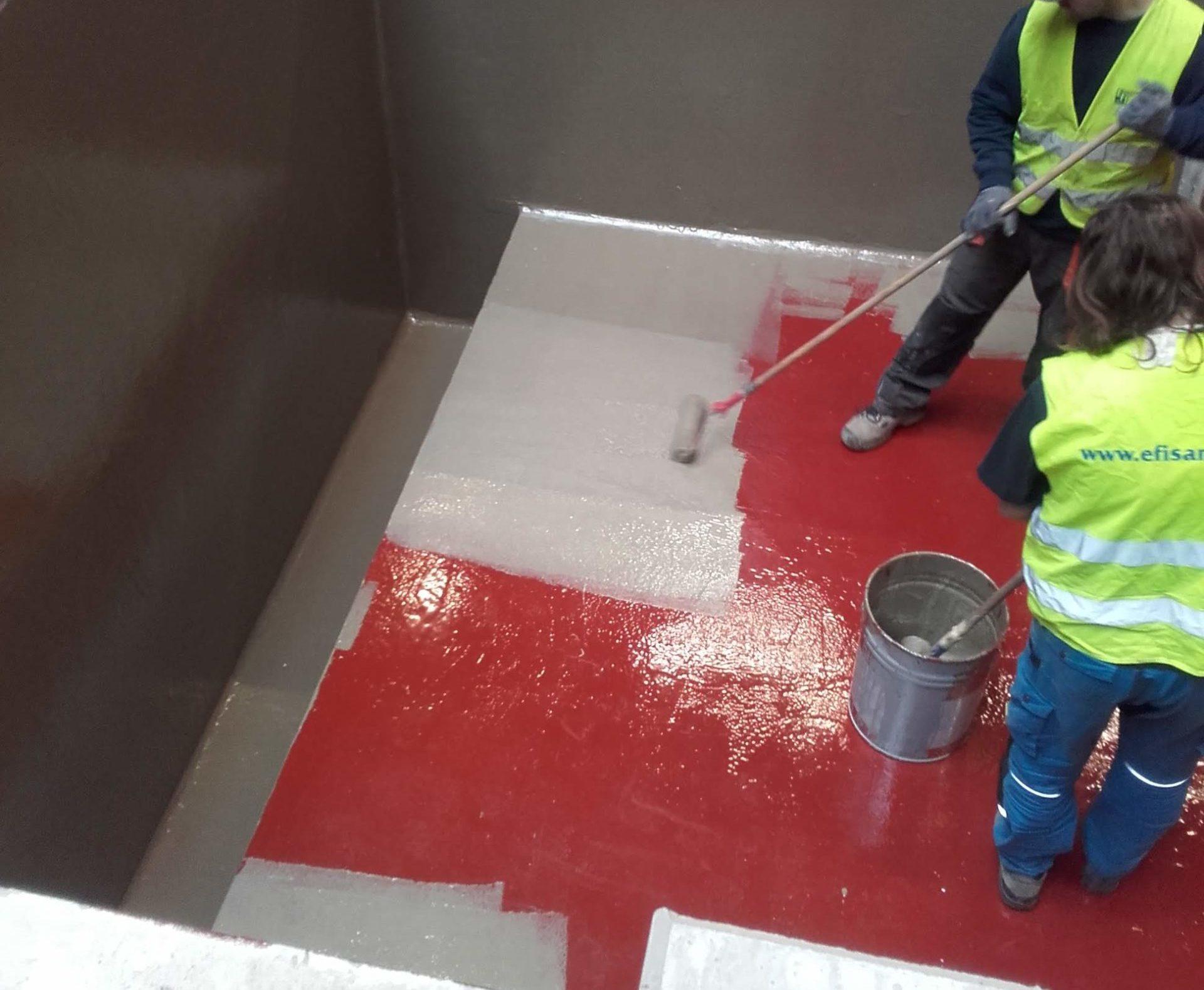 Hydroizolace Nádrží Stříbro